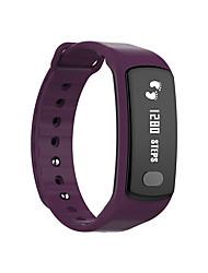 preiswerte -Smart-Armband iOS AndroidWasserdicht Long Standby Verbrannte Kalorien Schrittzähler Gesundheit Sport Herzschlagmonitor Distanz Messung