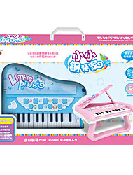 cheap -Toy Instruments Electronic Organ Electronic Keyboard Toys Fun Plastics Pieces Kids' Unisex Birthday Gift