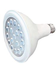 preiswerte -18W LED Aufzuchtlampen PAR38 Hochleistungs - LED 600 lm Dual Light Source Farbe K V