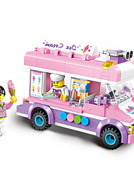 cheap -Building Blocks Others Ice Cream Cool Girls' Unisex Toy Gift