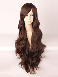 cheap -Lolita Wigs Sweet Lolita Brown Lolita Lolita Wig 85 CM Cosplay Wigs Wig For