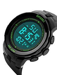 SKMEI® 1127  Men's Woman Watch Outdoor Sports Multi - Function Watch Waterproof Sports Electronic Watches 50 Meters Waterproof