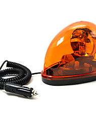 cheap -Amber Halogen Bulb Emergency Strobe Beacon Warning Flash Light