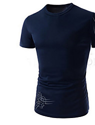 Per uomo T-shirt Top per Campeggio e hiking Golf Primavera Estate XS M L XL XXL