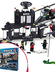 baratos -ENLIGHTEN Blocos de Construir / Brinquedos de Montar Legal Para Meninos Dom
