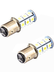 cheap -2pcs 1157 1156 Car Light Bulbs 4W W SMD 5050 480lm lm Tail Light Foruniversal