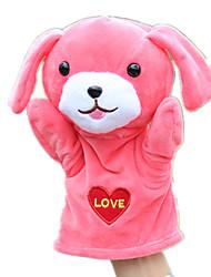 cheap -Puppets Hand Puppet Dog Cute Lovely Plush Tactel Kid's Gift