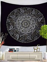 Décoration murale 100 % Polyester Artistique Motif Art mural,Tapisseries murales de 1