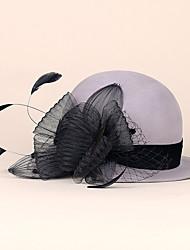 abordables -casco de sombreros con imitación de perla / rhinestone wedding / party headpiece