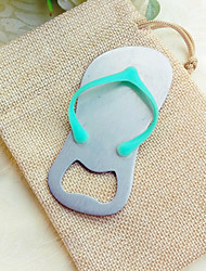 apri di bottiglia favore di nozze in borsa sacchetto tema classico argento non personalizzato