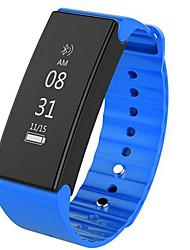 Bracciale smartResistente all'acqua Calorie bruciate Contapassi Registro delle attività Sportivo Monitoraggio frequenza cardiaca Touch