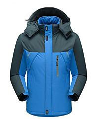 Men's Women's Hiking Jacket Keep Warm Wateproof Windproof Waterproof for Ski & Snowboard Ice Skating Winter XXL XXXL M-L 4XL 5XL