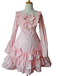 Lolita Classique/Traditionnelle Rococo Femme Fille Une Pièce Robes Cosplay