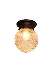 Glass Ceiling Light Modern Feature for Mini Style Designers Metal Living Room Kitchen Boys Room
