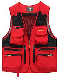 Herrn Weste für Wanderer Wasserdicht Atmungsaktiv Jacke Oberteile für Camping & Wandern Angeln Sommer XXL XXXL XXXXL 4XL 5XL