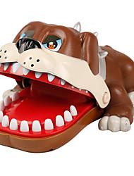 cheap -Practical Joke Gadget Dollhouse Accessory Bulldog Dentist Toys Dog Fish Crocodile Shark Biting Hand Children's Kids Adults' Pieces