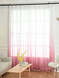 Rod Pocket Grommet Top Tab Top Double Pleat Pencil Pleat Curtain Print Living Room Material Sheer Curtains Shades Home Decoration