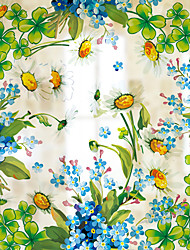 cheap -Window Film Window Decals Style Flowers Dull Polish PVC Window Film - (60 x 58)cm