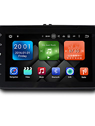baratos -8 polegadas octa core android 6.0.1 carro dvd player sistema multimídia wifi ex-3g dab para vw magotan 2007-2011 golf 5/6 caddy polo v 6r