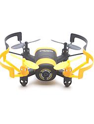 Drone 512W 4CH 6 Eixos Com 0.3MP HD Camera FPV Retorno Com 1 Botão Modo Espelho Inteligente Vôo Invertido 360° Acesso à Gravação em Tempo