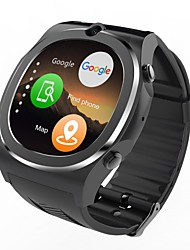 cheap -Q98 New Bluetooth Phone Mobile Watch Motion Front Camera Video Android 3G Smart call MT6580 4 Core 1.3Ghz Sports Watch