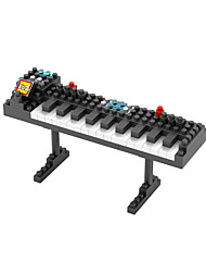 Building Blocks Toy Instruments Toys Piano Musical Instruments Diamond Children's Pieces