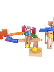 baratos -Pistas para Bolinhas de Gude Pista para Bolinha de Gude Brinquedo Educativo Modelo e Blocos de Construção Brinquedos 3D Plásticos Crianças
