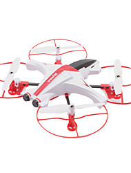 Drone X14W 4 canaux 6 Axes Avec l'appareil photo 0.3MP HD FPV Mode Sans Tête Quadri rotor RC Câble USB Tournevis