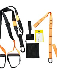 cheap -Resistance Bands Suspension Trainer Pull Up/Dip Multifunction Strength Training Yoga Gym Unisex Co-owner Mobility Endurance Workouts Travel Nylon