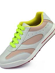 abordables -Chaussures de Golf Fille Golf Doux Confortable Résistant aux Chocs Pour tous les jours Des sports Sport extérieur Utilisation Exercice