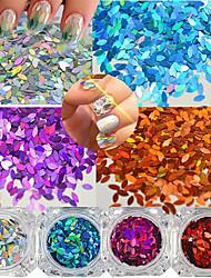 Недорогие -3-D Компоненты для самостоятельного изготовления Пайетки Салон ногтей Инструмент для рук