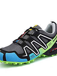 cheap -Men's Shoes PU Spring / Fall Light Soles Athletic Shoes Running Shoes Gray / Black / Red