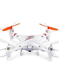 abordables -RC Dron M62 4 Canales 6 Ejes 2.4G - Quadccótero de radiocontrol  Quadcopter RC Mando A Distancia