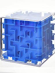 cheap -Magic Cube Balls Maze 3D Maze Puzzle Box Toys 3D Plastics High Quality 1 Pieces Kids Boys Christmas Children's Day Gift