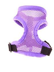 cheap -Dog Collar Portable Adjustable Solid Nylon Purple Yellow Red Light Blue