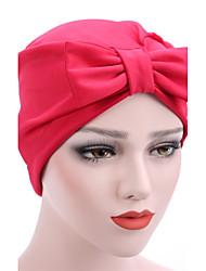 cheap -Women's Fashion Floppy Bucket 8 Colors To Choose Turban Hat & Cap