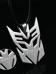-Нержавеющая сталь--Персональный подарок-Ожерелья-