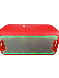 NR-20121 Mini Portable Speaker Wireless Bluetooth Speakers FM with Strong Bass Portable Audio Player Support TF Card