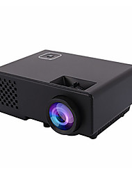 cheap -LCD Business Projector 1000lm Support 1080P (1920x1080) 38-120inch Screen