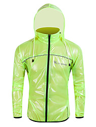 Not Specified Hiking Raincoat Wateproof Warm water-resistant Stretchy Sunscreen Sweat-Wicking Raincoat for Running/Jogging Camping /