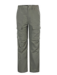 cheap -Men's Hiking Pants Outdoor Quick Dry Windproof Breathable Wearproof Pants / Trousers Fishing Hiking Camping