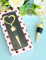 DIY свадьба пользу сердце из бутылочной бутылки