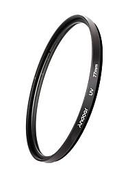 Andoer 77mm uv cpl nd8 filtro circolare filtro circolare polarizzatore nd8 filtro densità neutrale con borsa per nikon canon pentax sony