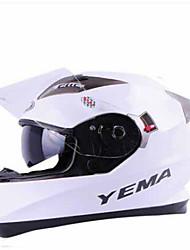Недорогие -Интеграл Плотное облегание Компактный Воздухопроницаемый Лучшее качество Спорт ABS Каски для мотоциклов
