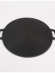 cheap -1 piece/cast iron frying pan without stick pan