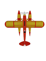 cheap -3D Puzzles Paper Model Toys Square Plane / Aircraft 3D DIY Simulation Hard Card Paper Not Specified Pieces