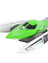 cheap -RC Boat WL Toys WL915 Ship Model Remote Control Boat Speedboat ABS Other Channels 45 KM/H with Water Cooling Systerm