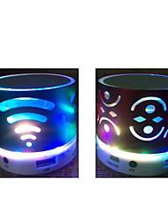 Недорогие -Bluetooth 2.0 3,5 мм Светодиодные Темно-синий Лиловый Желтый Пурпурный