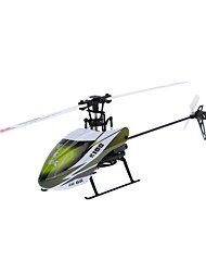 cheap -RC Helicopter XK K100 6CH 6 Axis 2.4G Brushless Electric - Remote Control Flybarless