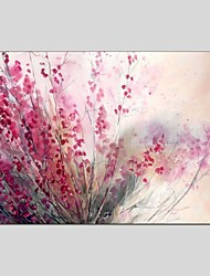 Oil Paintings Abstract Style Canvas Material With Wooden Stretcher Ready To Hang Size 60*90 CM .